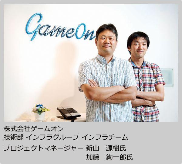 株式会社ゲームオン