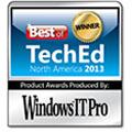 2013年Best of TechEd ハードウェア部門