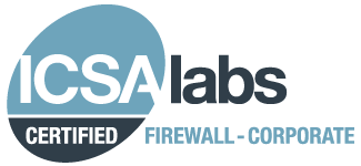 ICSA lab CERTIFIED FIREWALL-CORPORATE