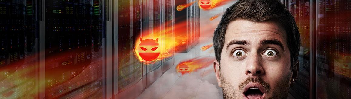 DDoS攻撃の脅威はすぐそこに